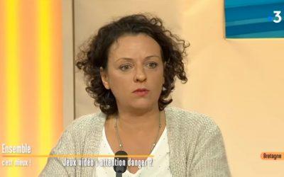 Farah Berber Unger, Consultante Parentale sur France 3 Région